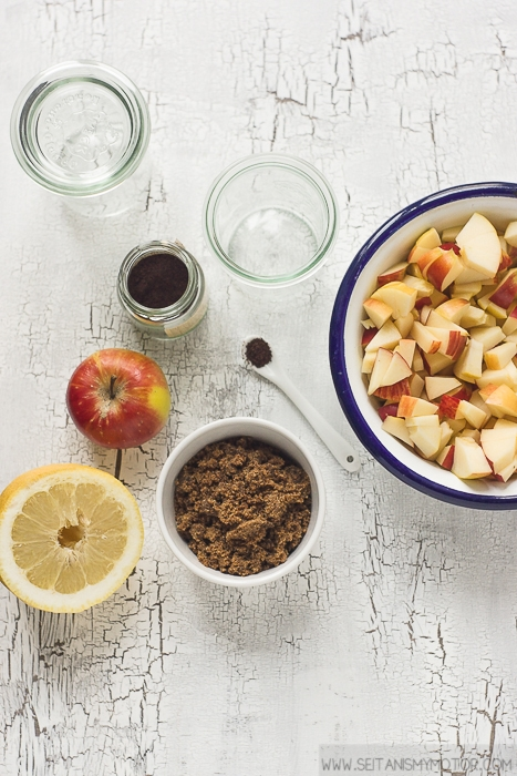 apple crisp ingredients | seitanismymotor.com